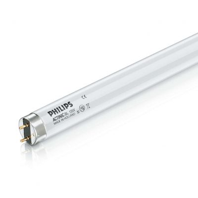 Phillips Actinic BL TL-D(K) Secura lamp